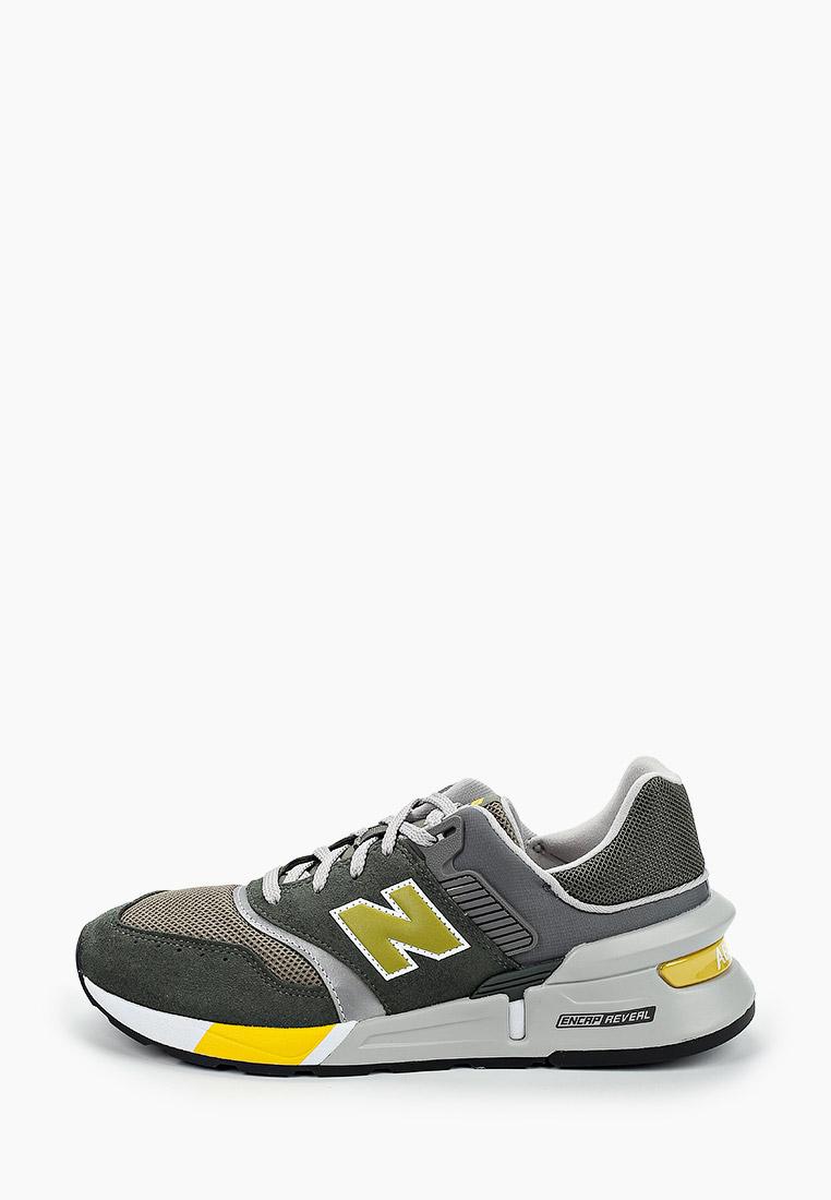 Мужские кроссовки New Balance (Нью Баланс) MS997LKS