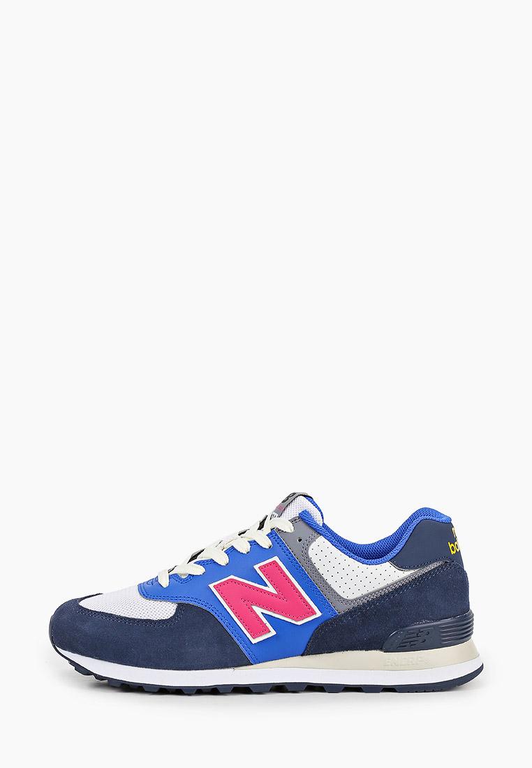 Мужские кроссовки New Balance (Нью Баланс) ML574MC2