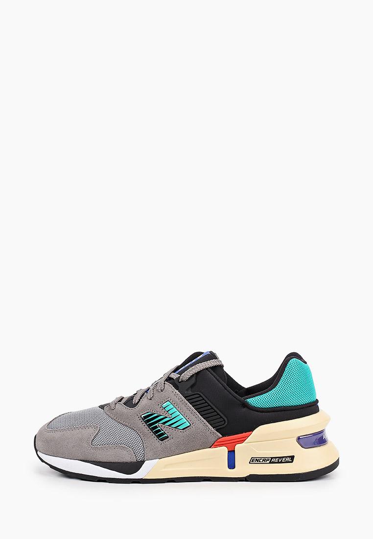 Мужские кроссовки New Balance (Нью Баланс) MS997JEB