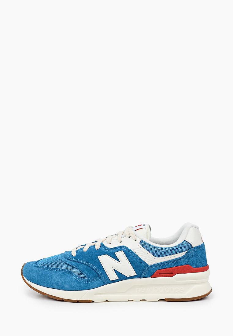 Мужские кроссовки New Balance (Нью Баланс) CM997HRP