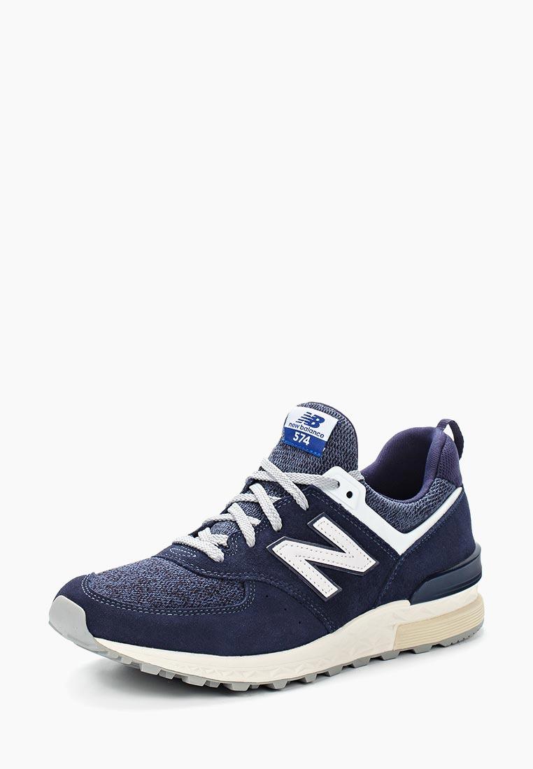 Мужские кроссовки New Balance MS574BB