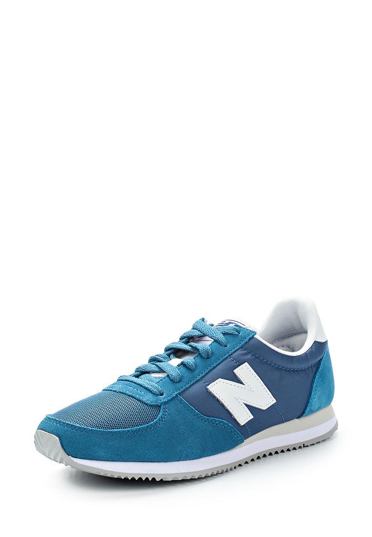 Женские кроссовки New Balance (Нью Баланс) U220CB