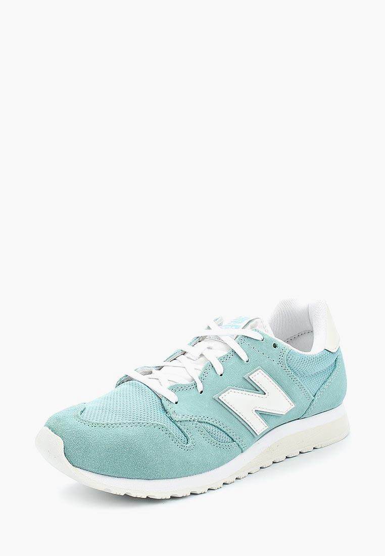 Женские кроссовки New Balance (Нью Баланс) WL520LB