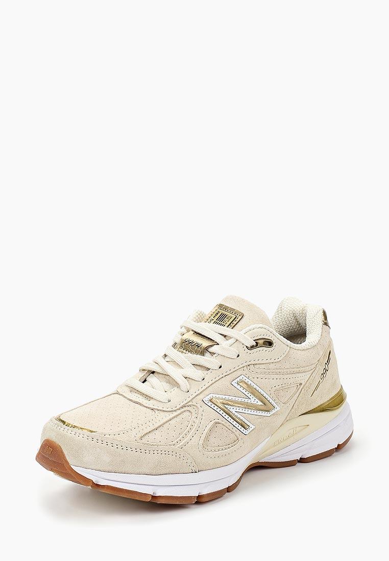 Женские кроссовки New Balance (Нью Баланс) W990AG4