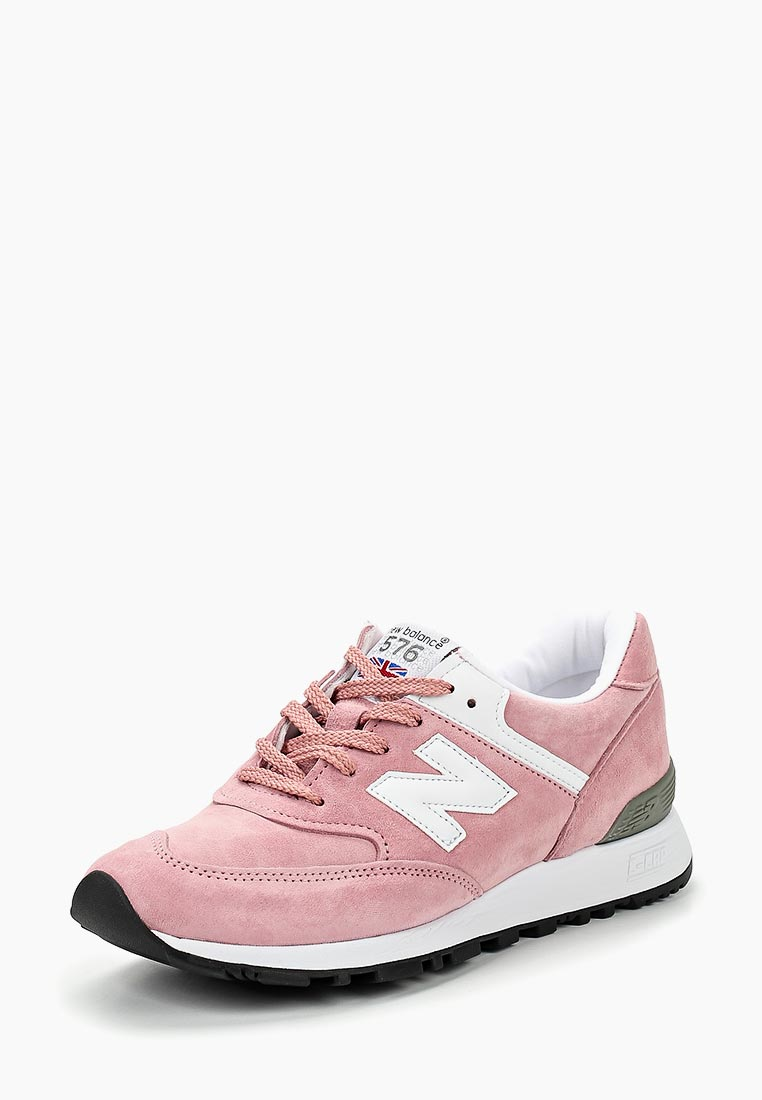 Женские кроссовки New Balance (Нью Баланс) W576PNK