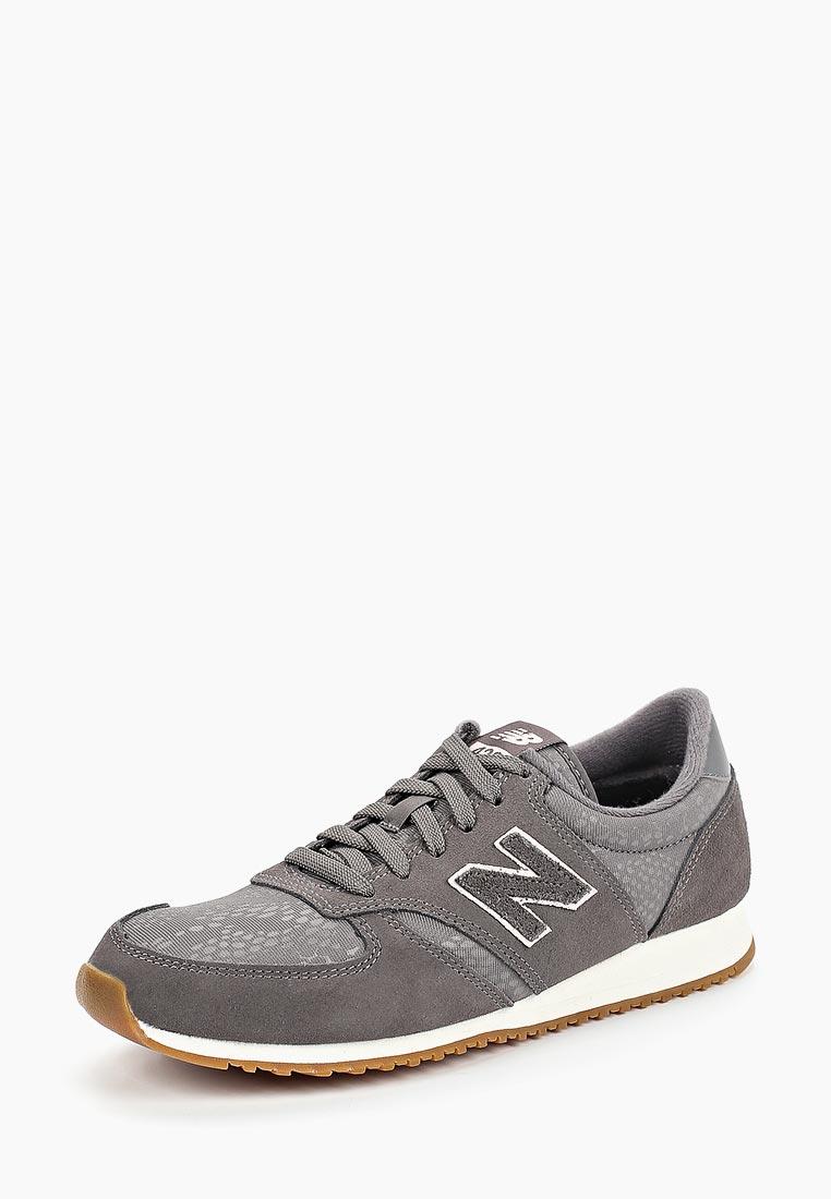 Женские кроссовки New Balance (Нью Баланс) WL420GPG
