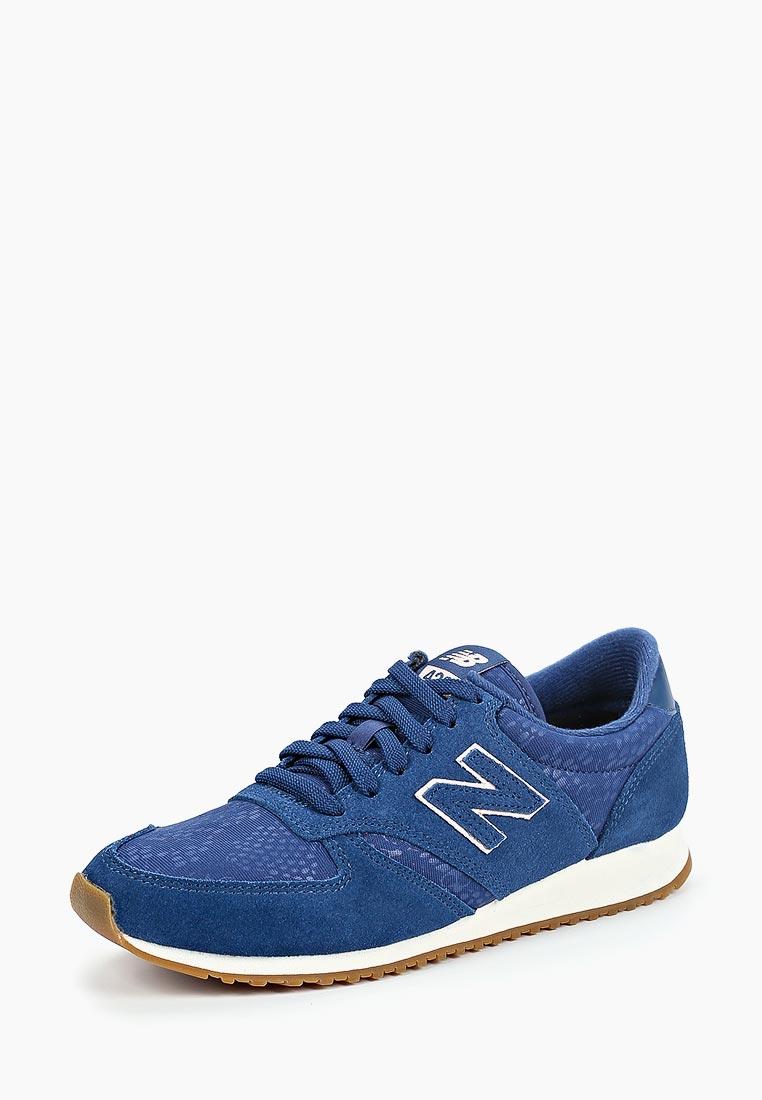 Женские кроссовки New Balance WL420NPN