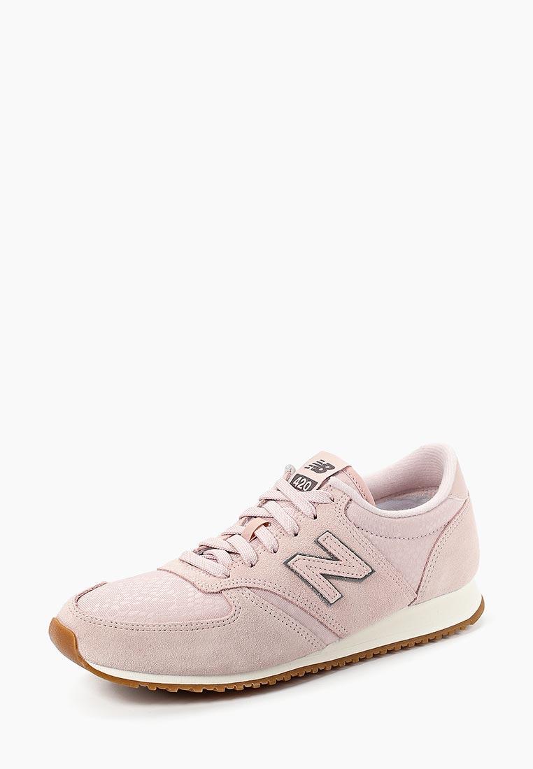 Женские кроссовки New Balance WL420PGP
