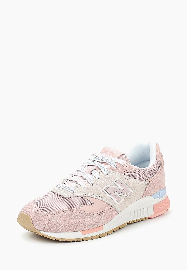 Женские кроссовки New Balance (Нью Баланс) WL840RTP