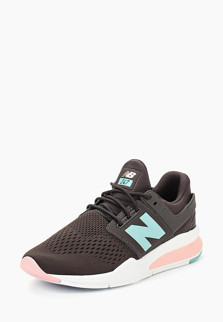 Женские кроссовки New Balance (Нью Баланс) WS247FD