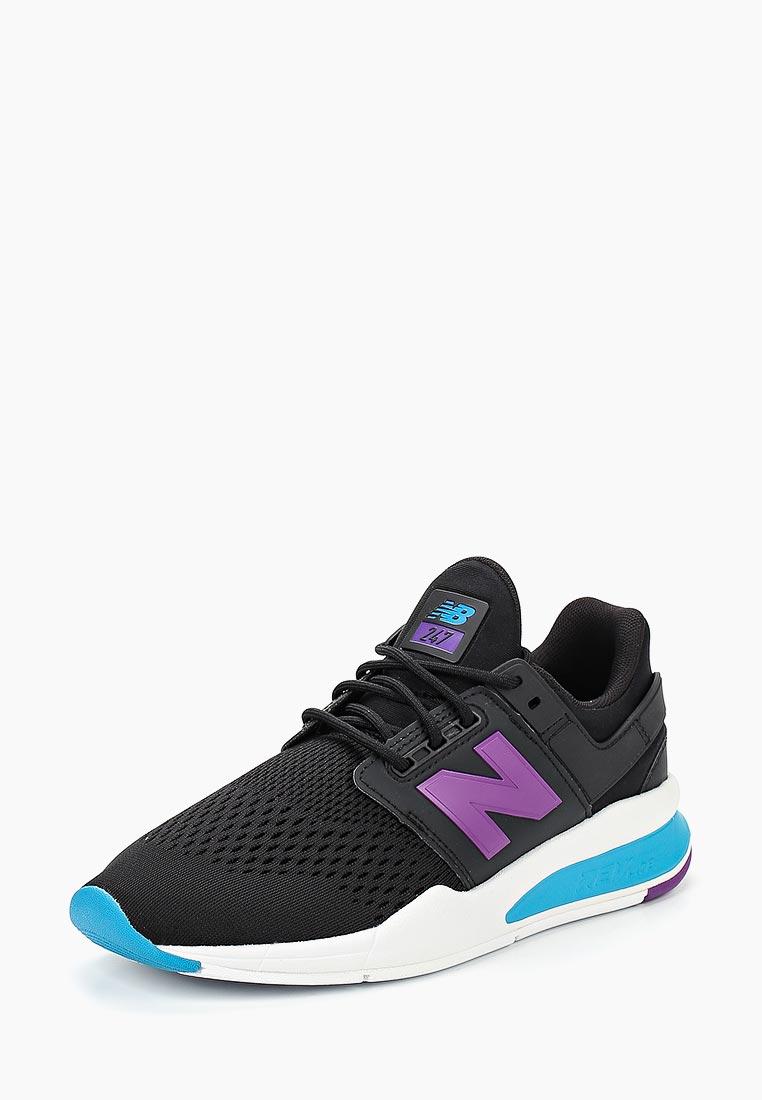 Женские кроссовки New Balance (Нью Баланс) WS247FF