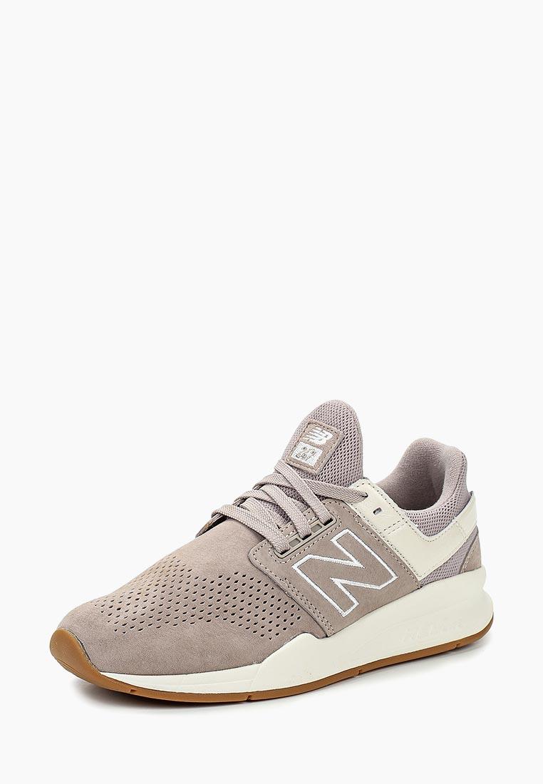 Женские кроссовки New Balance (Нью Баланс) WS247PA