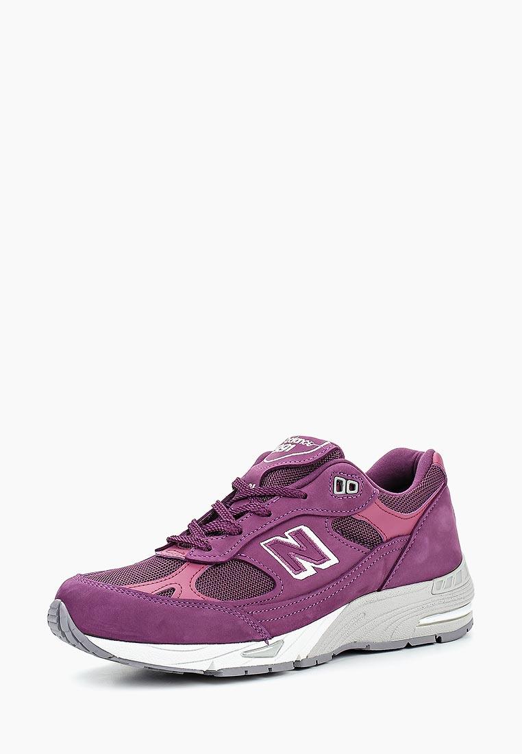 Женские кроссовки New Balance W991DNS