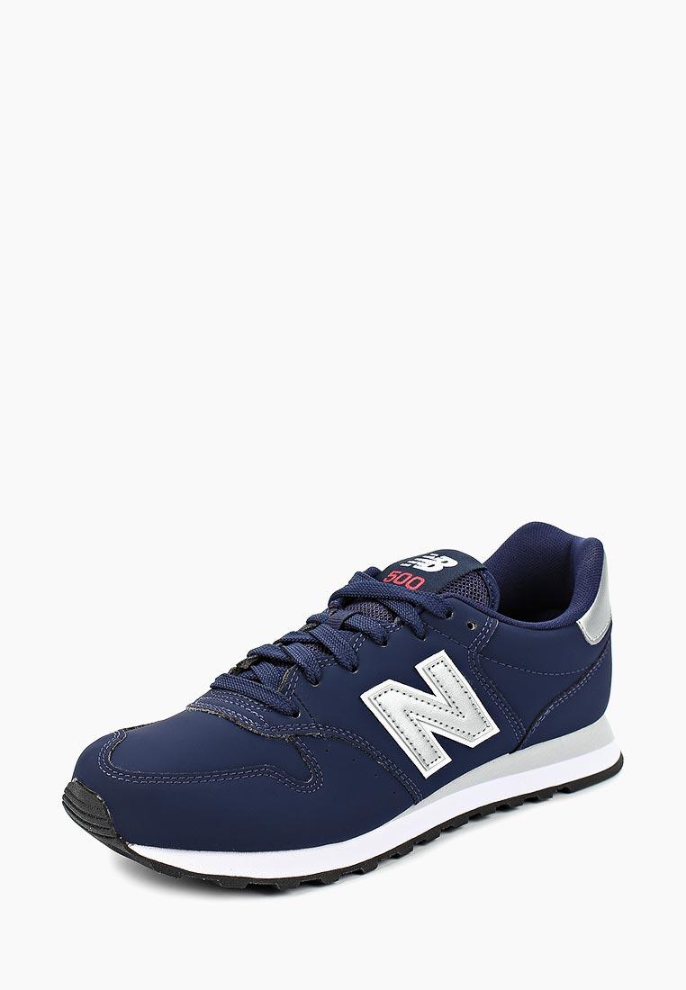 Женские кроссовки New Balance (Нью Баланс) GW500NBP