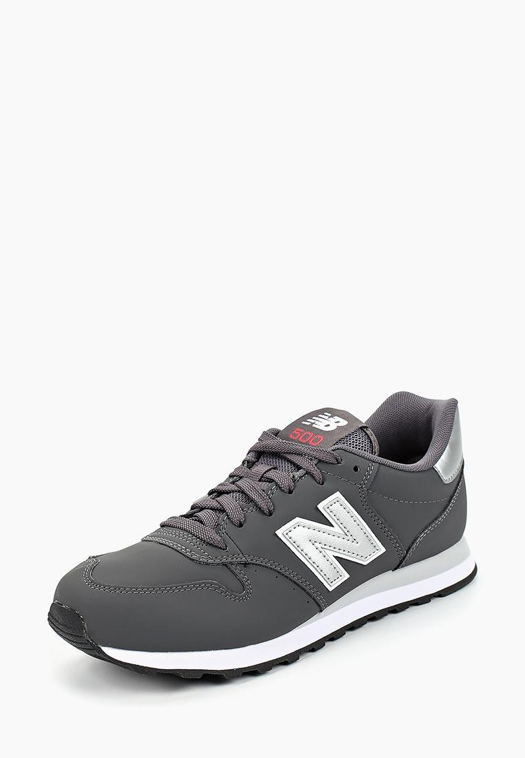 Женские кроссовки New Balance (Нью Баланс) GW500NGP