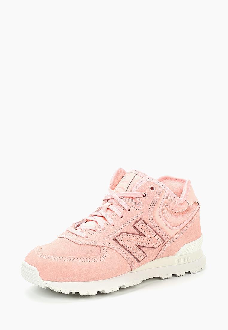 Женские кроссовки New Balance (Нью Баланс) WH574BA