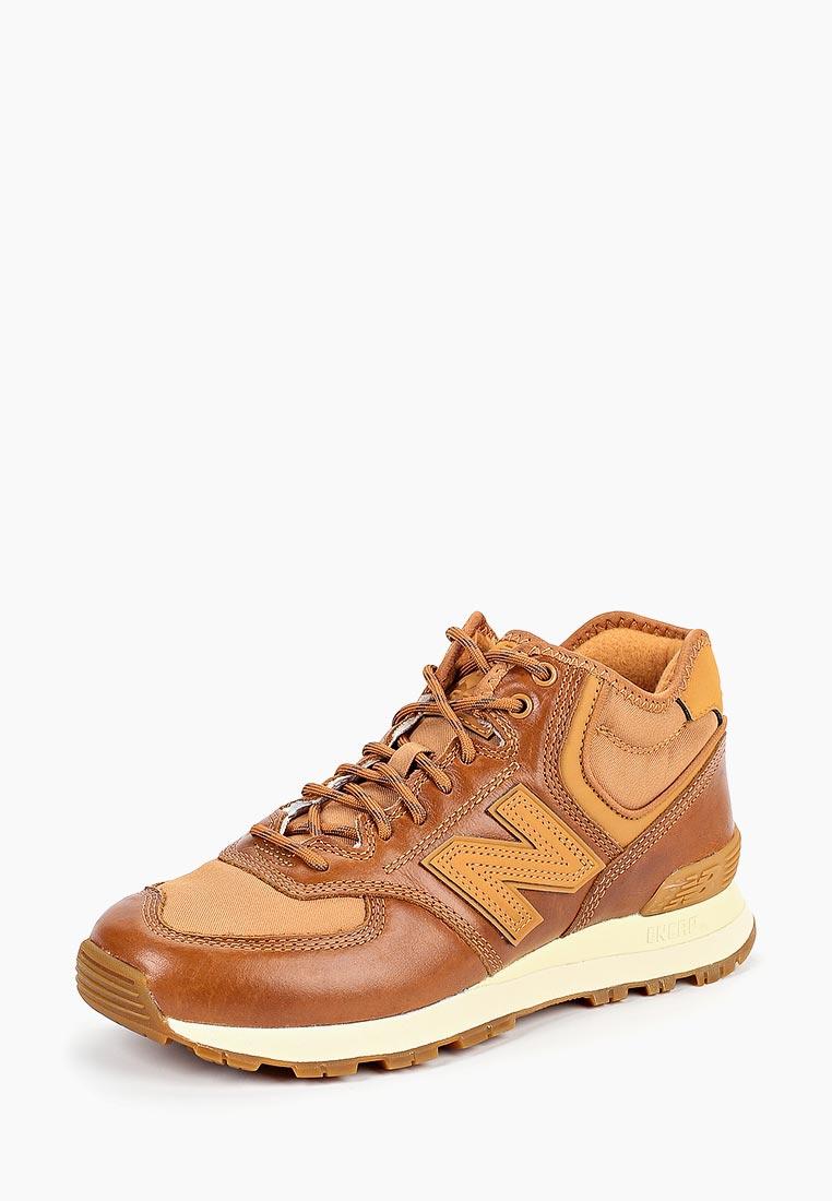 Женские кроссовки New Balance (Нью Баланс) WH574BD