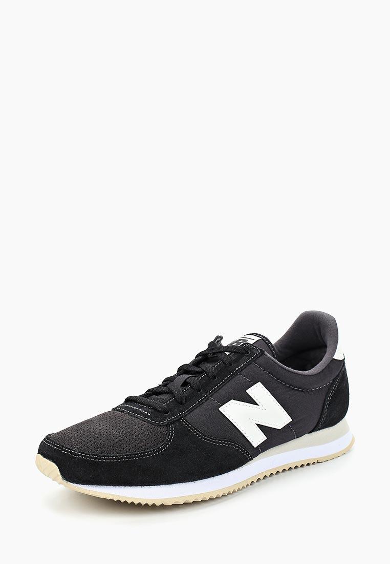 Женские кроссовки New Balance (Нью Баланс) WL220TD