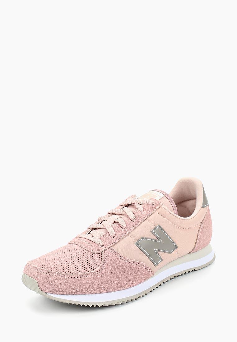 Женские кроссовки New Balance (Нью Баланс) WL220TE