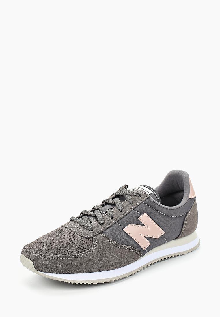 Женские кроссовки New Balance (Нью Баланс) WL220TG