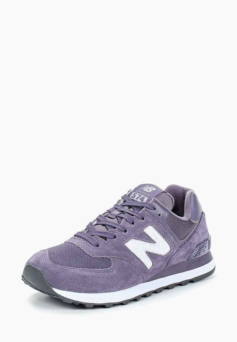 Женские кроссовки New Balance (Нью Баланс) WL574FHB