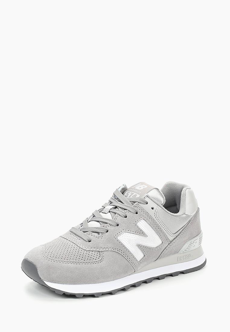 Женские кроссовки New Balance (Нью Баланс) WL574FHC