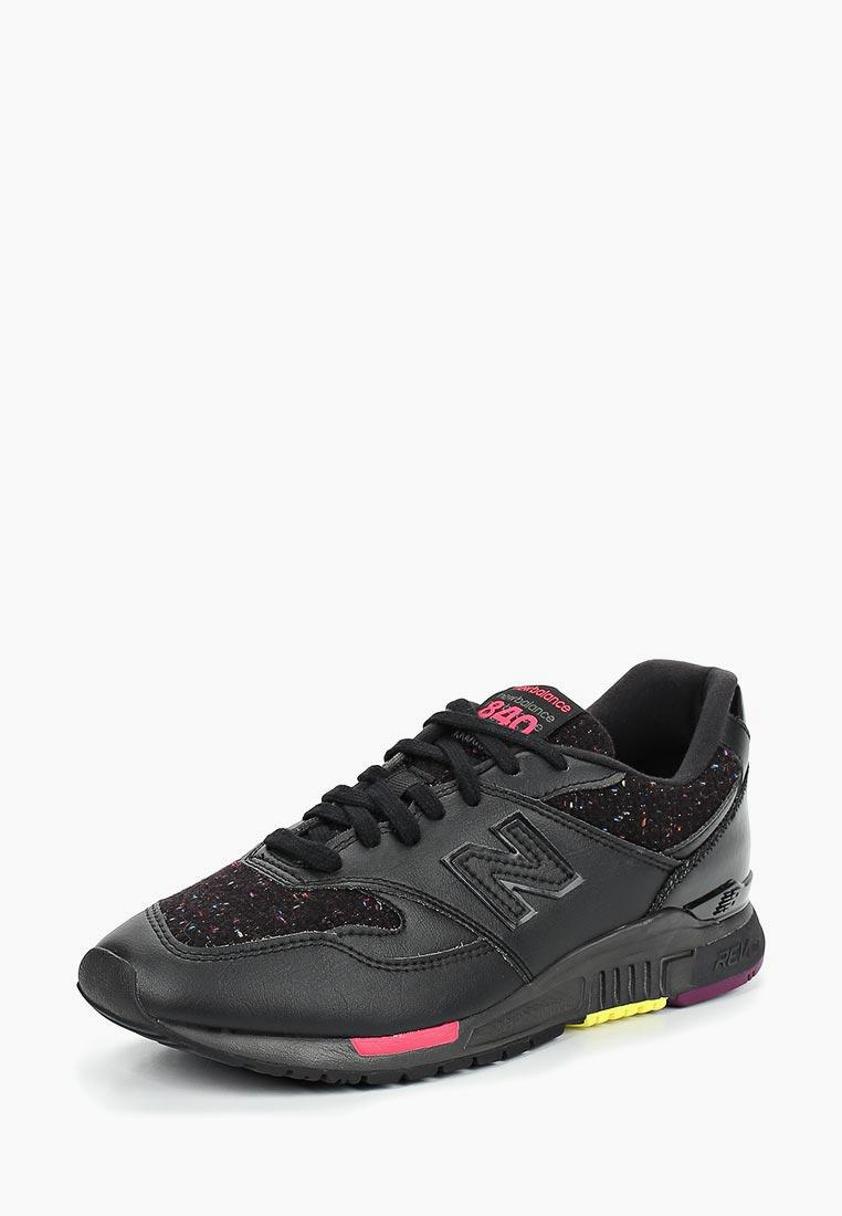 Женские кроссовки New Balance (Нью Баланс) WL840AB