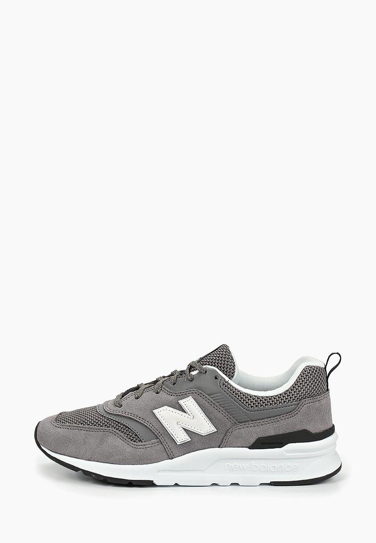 Женские кроссовки New Balance (Нью Баланс) CW997HAC