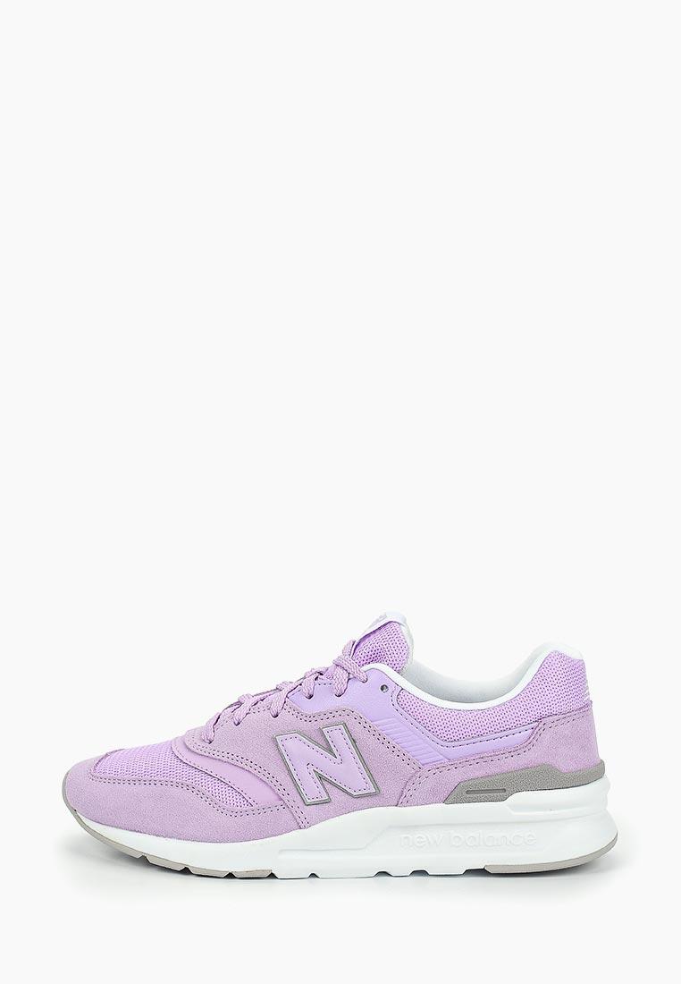 Женские кроссовки New Balance (Нью Баланс) CW997HCC