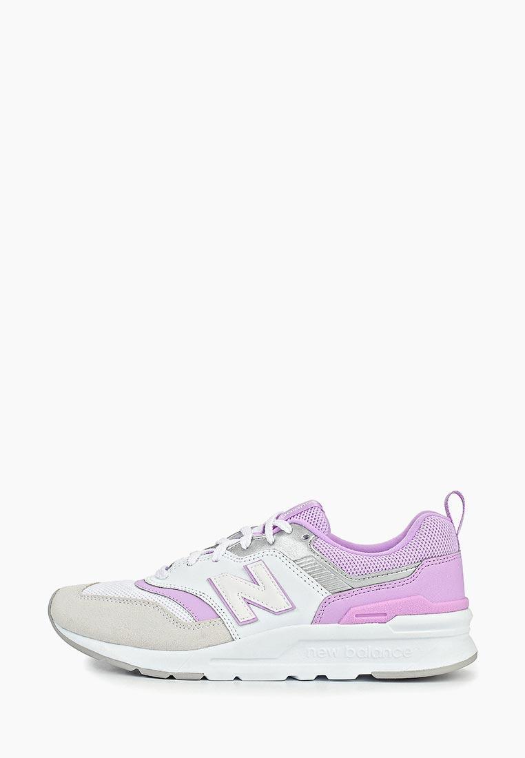 Женские кроссовки New Balance (Нью Баланс) CW997HEA