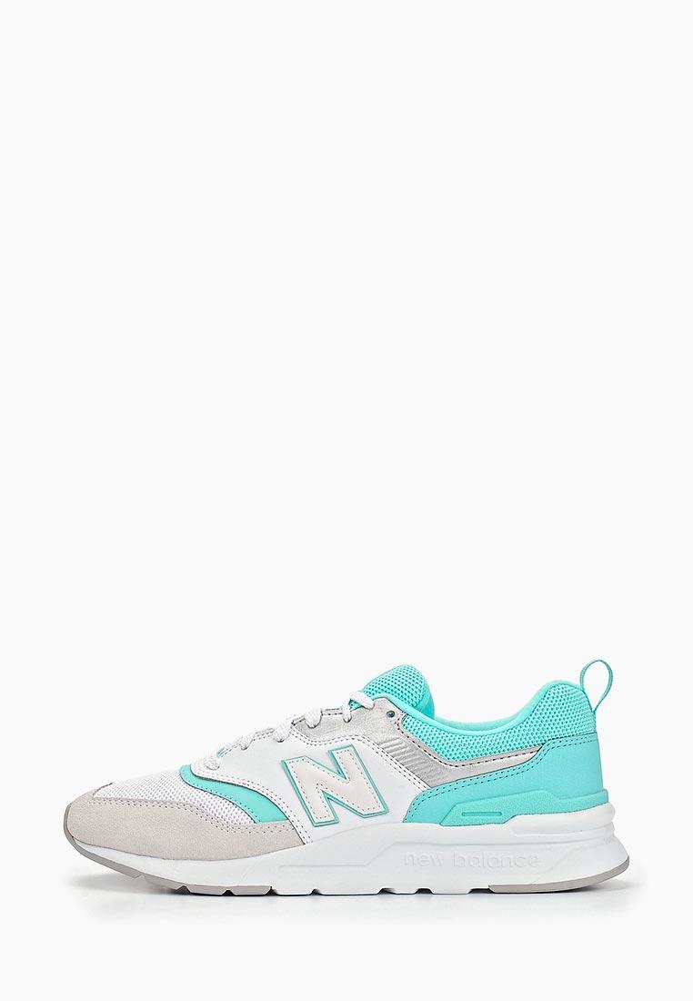 Женские кроссовки New Balance (Нью Баланс) CW997HEC