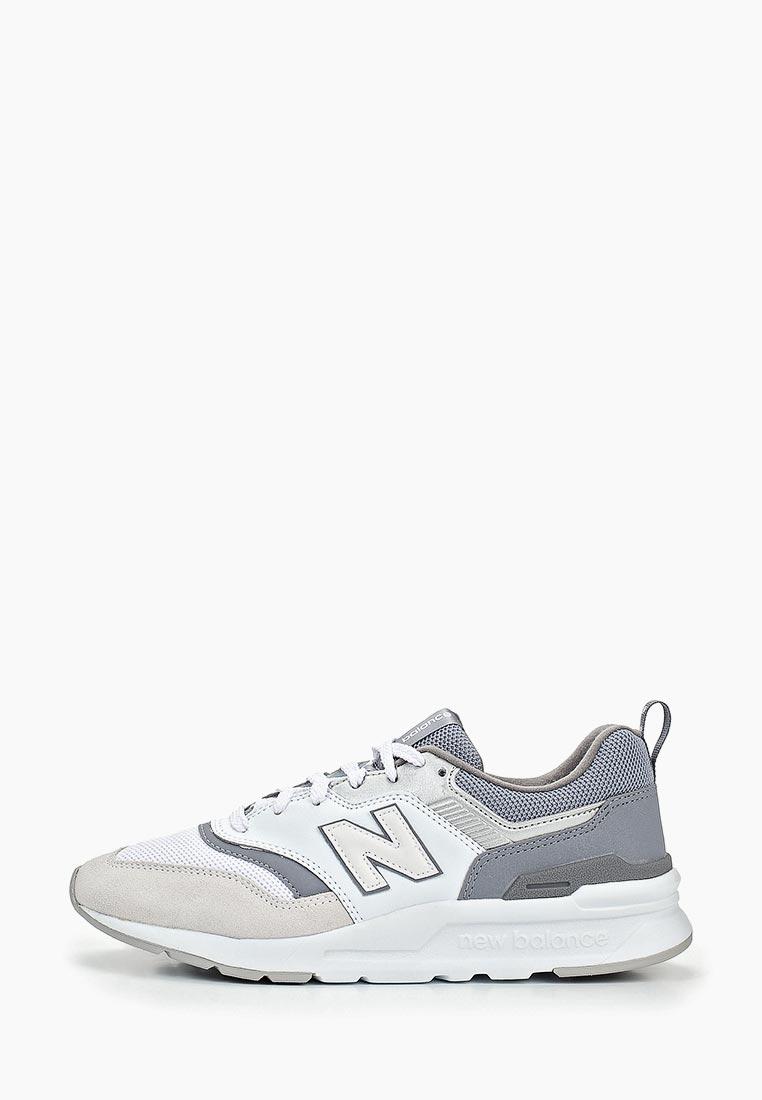 Женские кроссовки New Balance (Нью Баланс) CW997HED