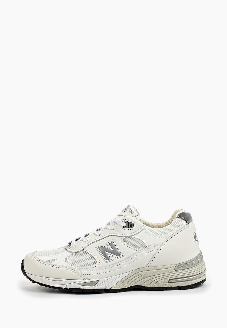 Женские кроссовки New Balance (Нью Баланс) W991WHI