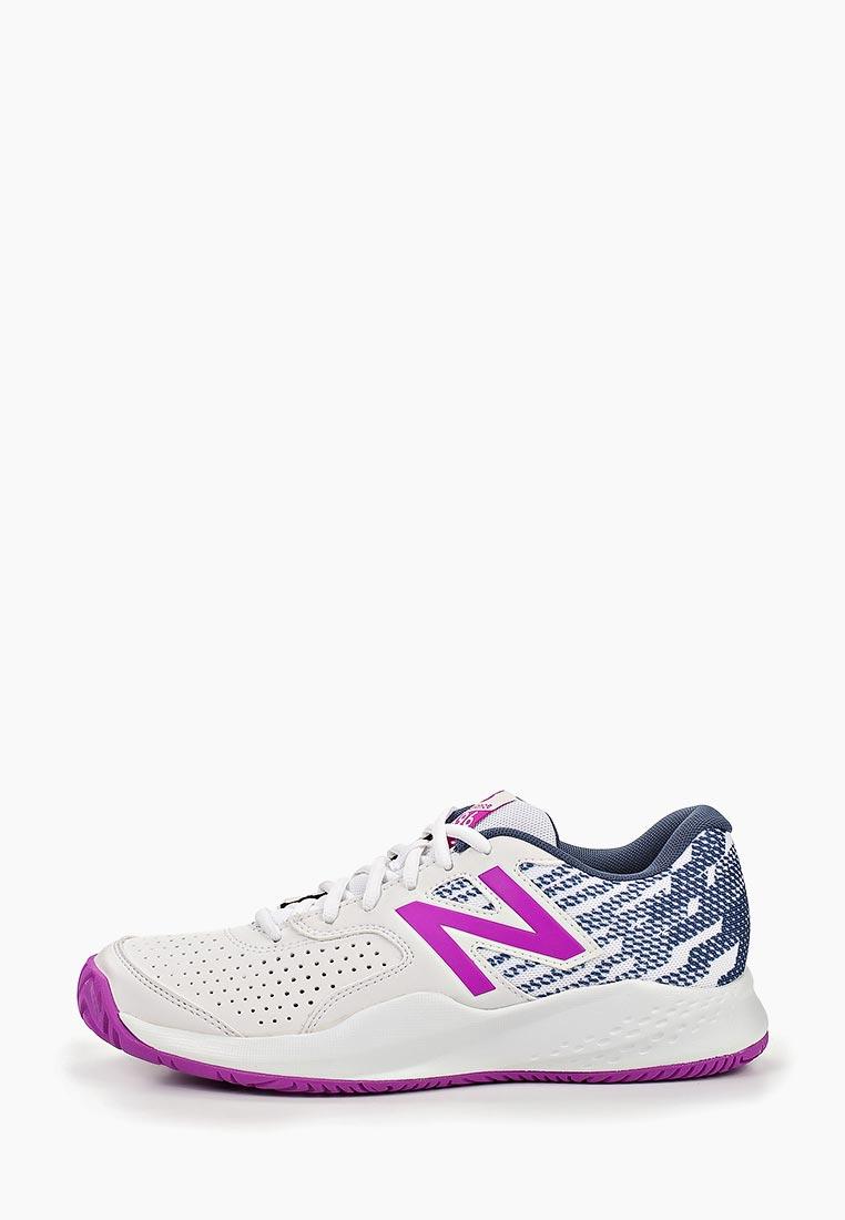 Женские кроссовки New Balance (Нью Баланс) WCH696V3