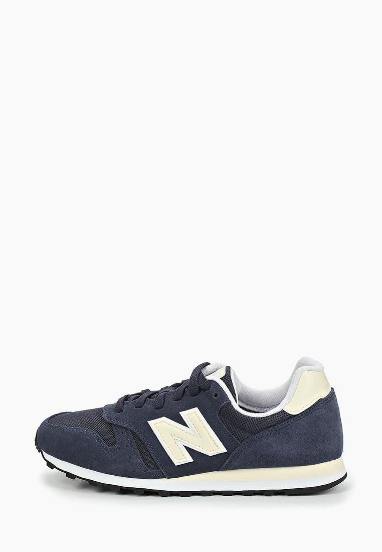New Balance (Нью Баланс) WL373NVB: изображение 1