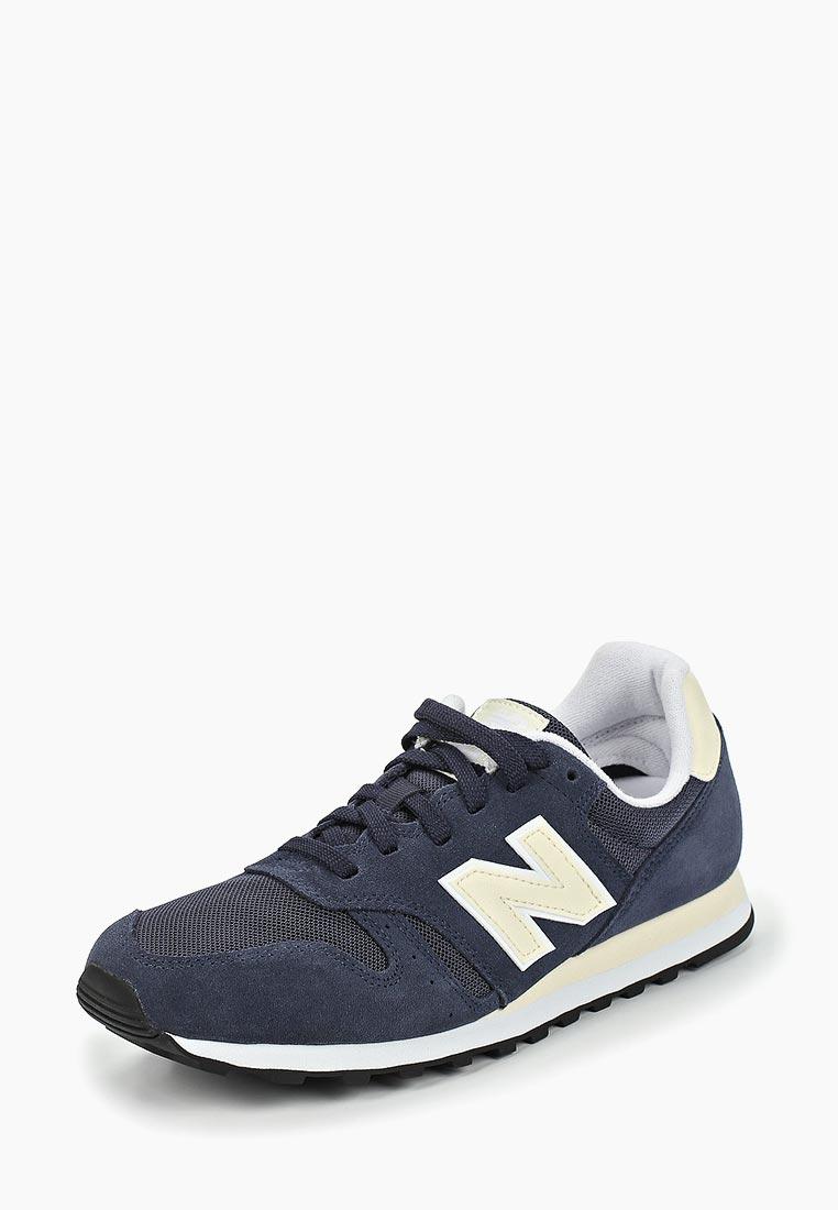 New Balance (Нью Баланс) WL373NVB: изображение 2