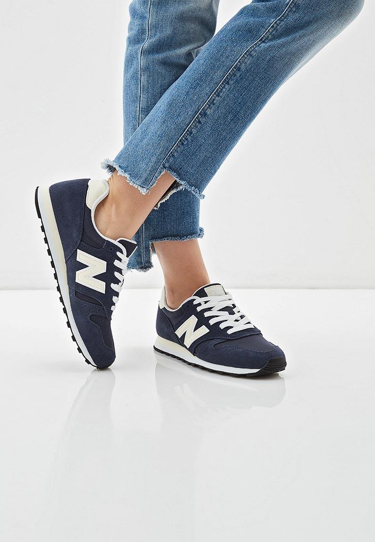New Balance (Нью Баланс) WL373NVB: изображение 6
