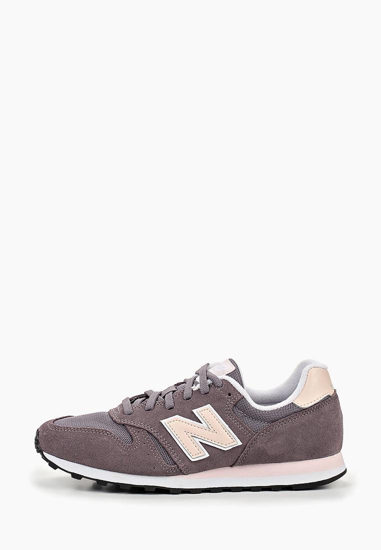 Женские кроссовки New Balance (Нью Баланс) WL373PWP