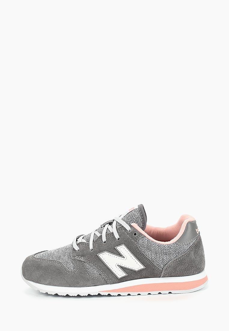 Женские кроссовки New Balance (Нью Баланс) WL520TLB