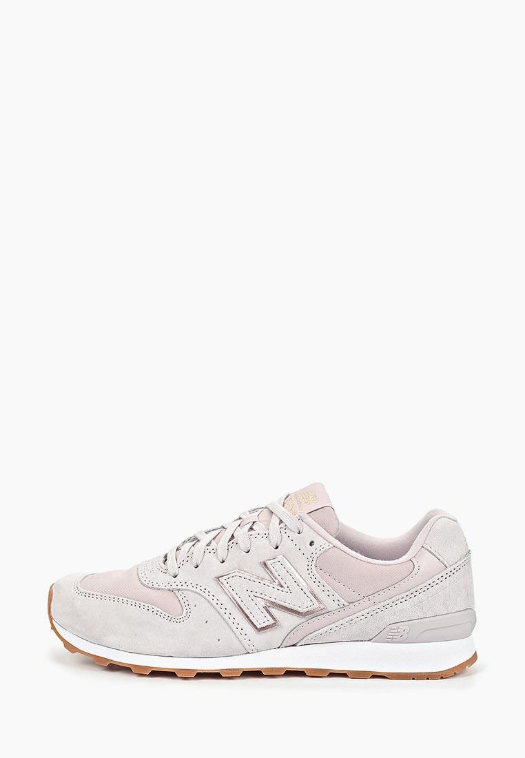 Женские кроссовки New Balance (Нью Баланс) WR996NEA