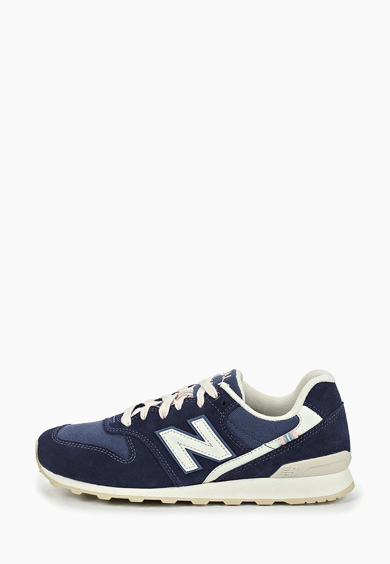 Женские кроссовки New Balance (Нью Баланс) WR996YA