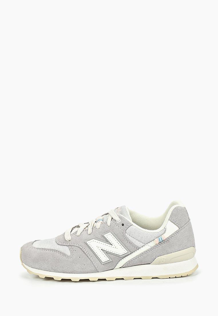 Женские кроссовки New Balance (Нью Баланс) WR996YC