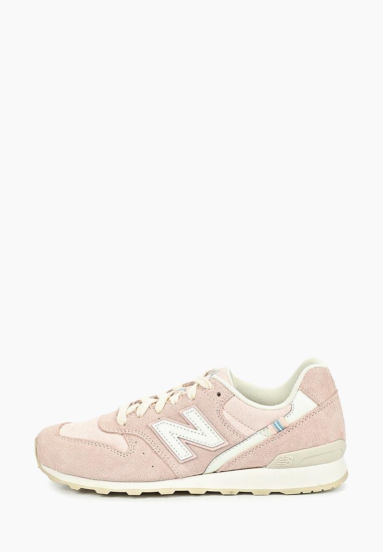 Женские кроссовки New Balance (Нью Баланс) WR996YD