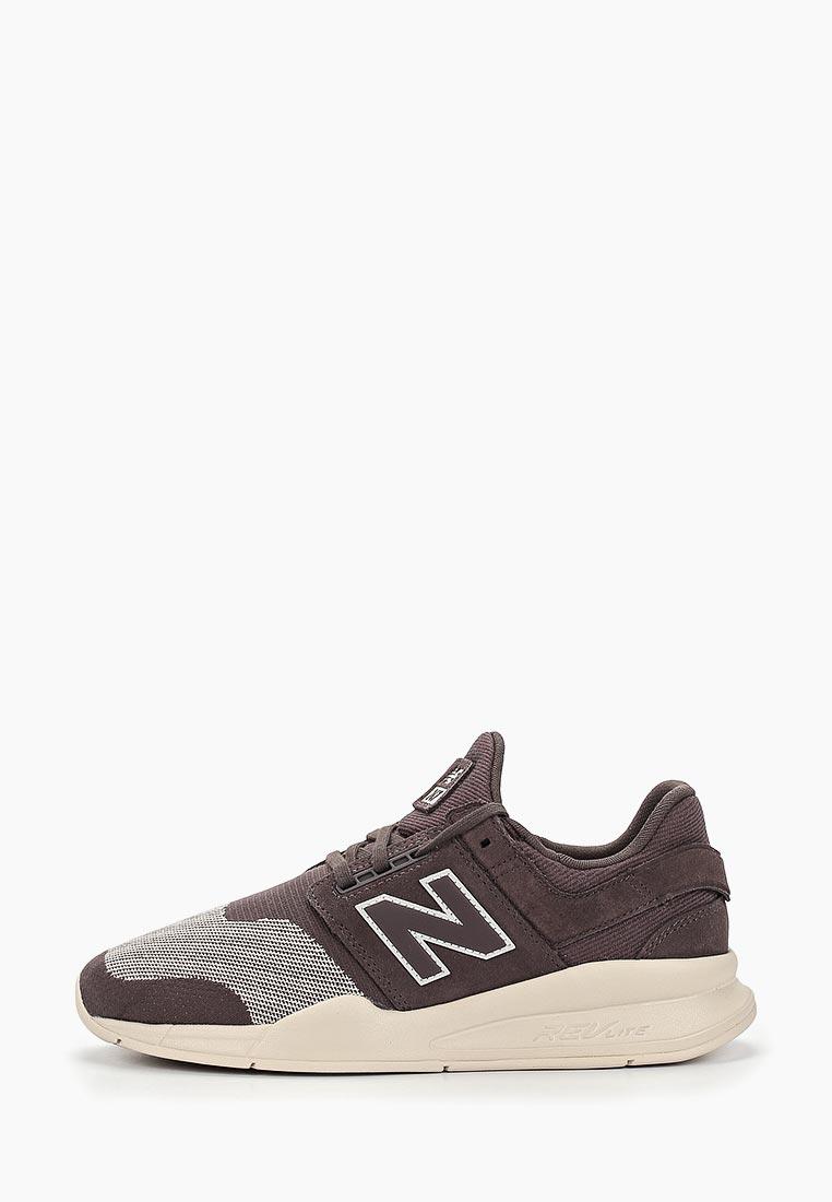 Женские кроссовки New Balance (Нью Баланс) WS247HPA
