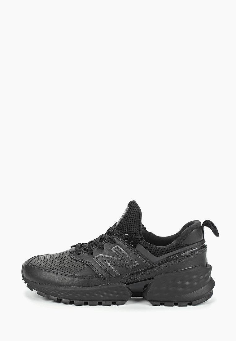 Женские кроссовки New Balance (Нью Баланс) WS574FSA