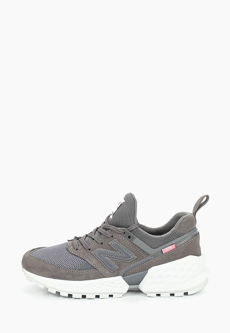 Женские кроссовки New Balance (Нью Баланс) WS574TED