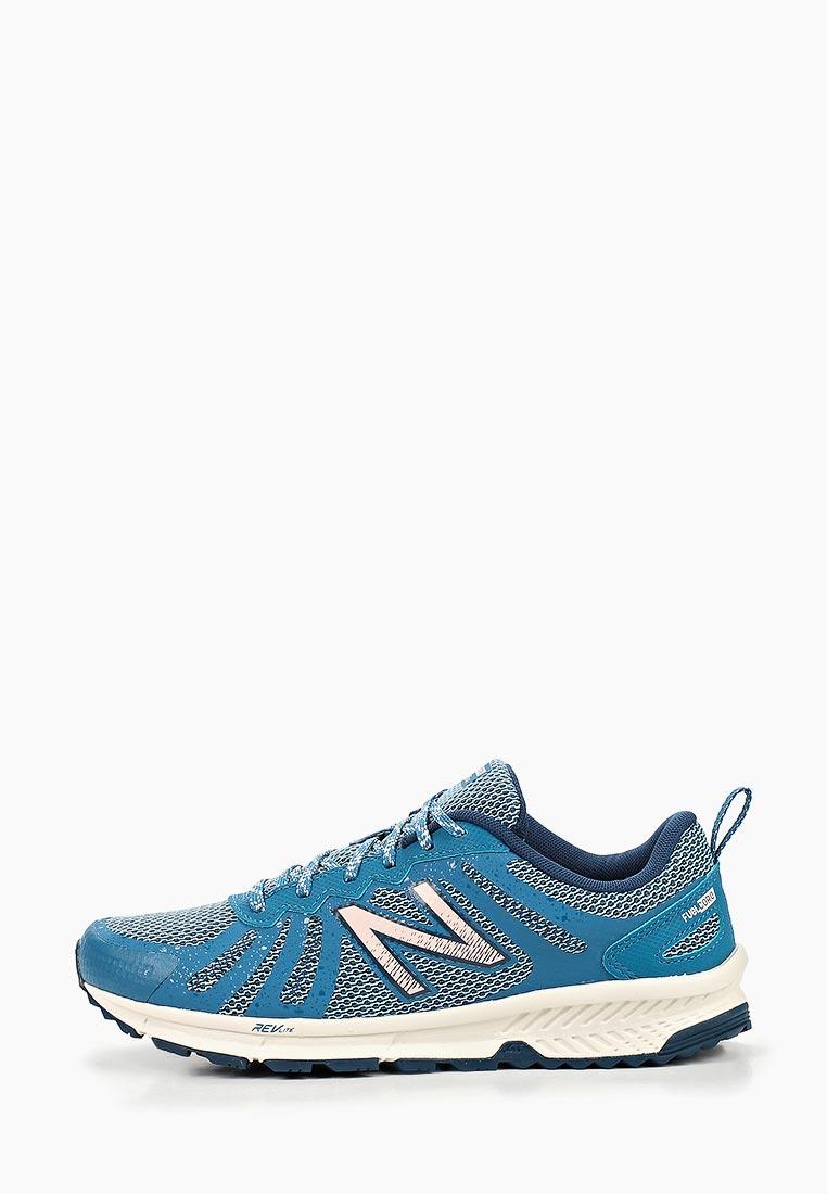 Женские кроссовки New Balance (Нью Баланс) WT590RS4