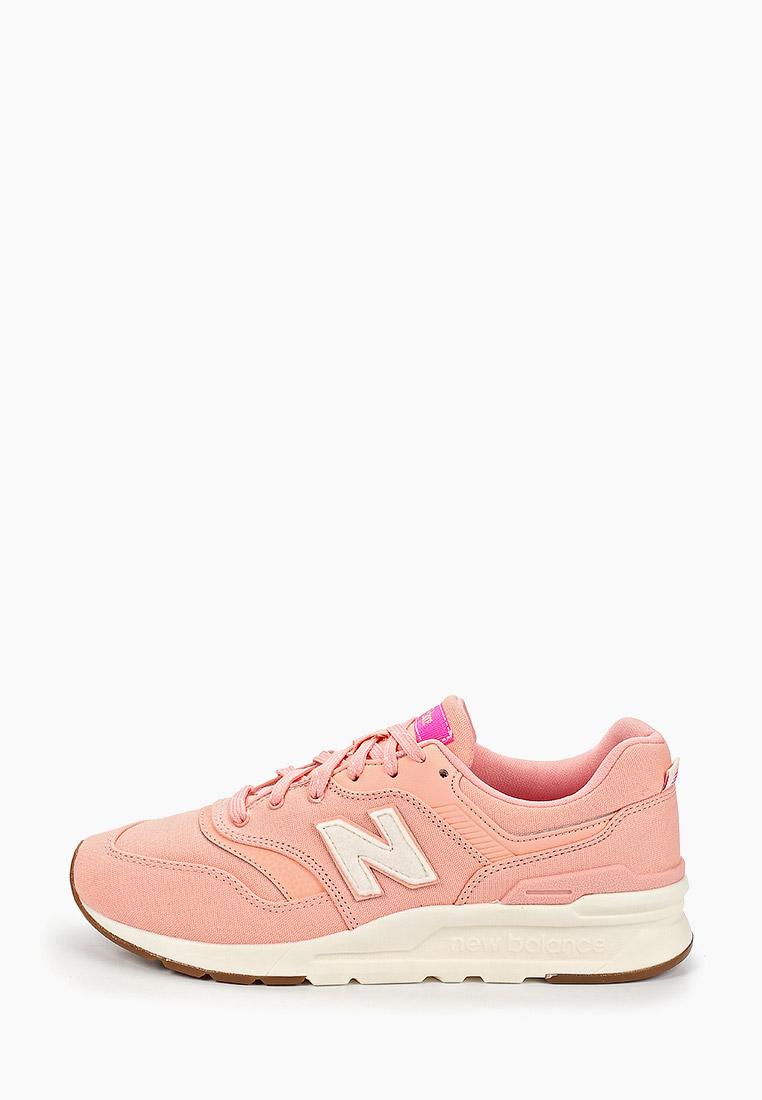 Женские кроссовки New Balance (Нью Баланс) CW997HDE