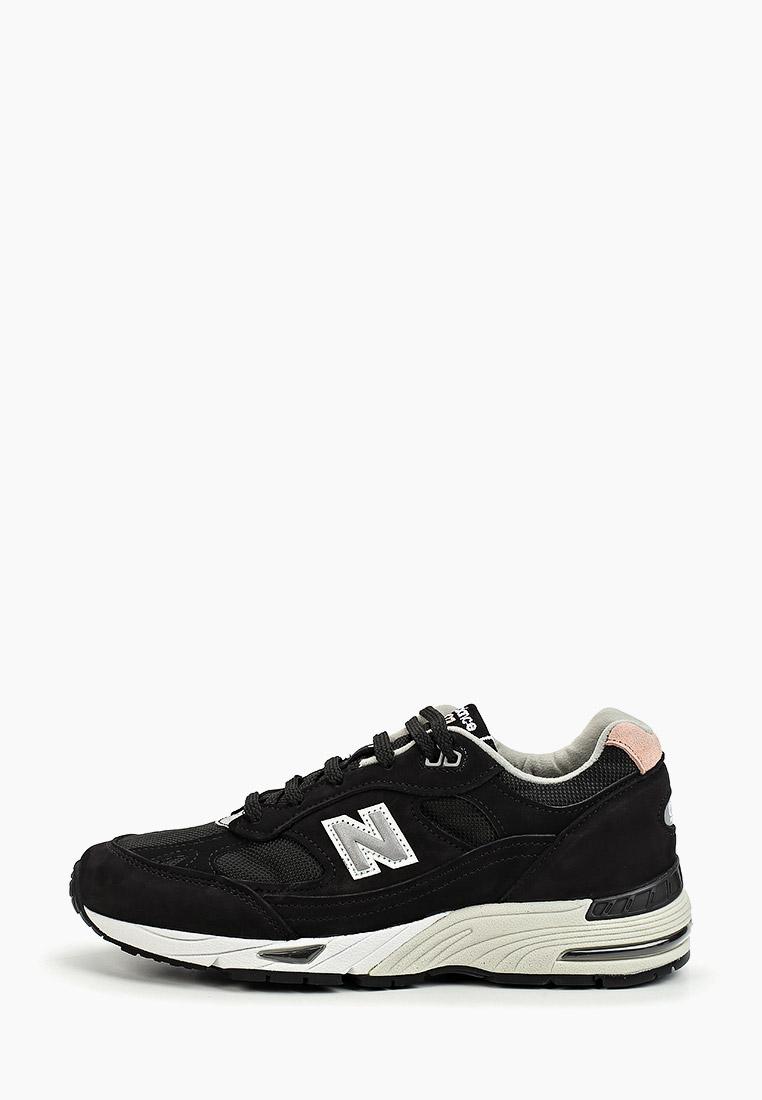 Женские кроссовки New Balance (Нью Баланс) W991KKP