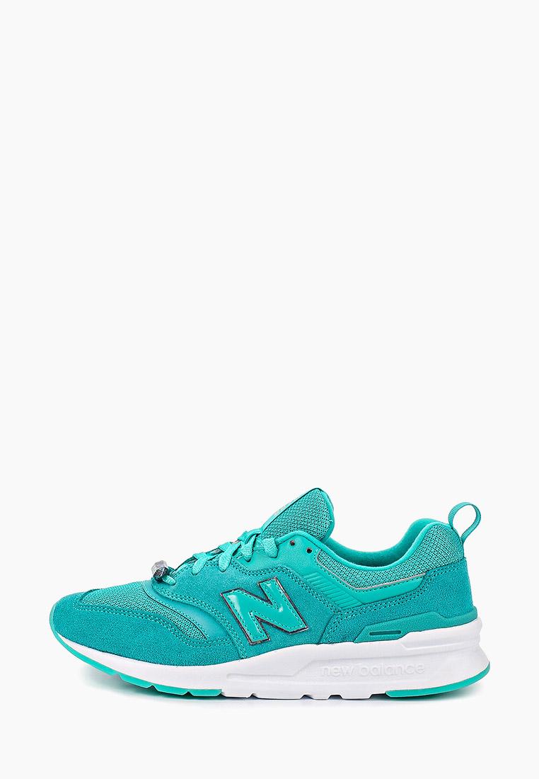Женские кроссовки New Balance (Нью Баланс) CW997HJA